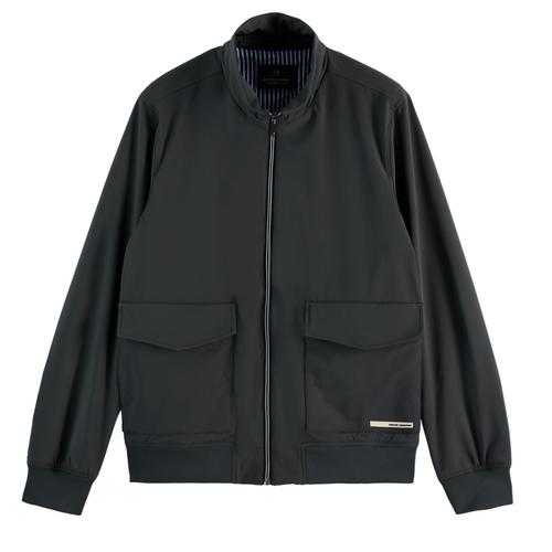 Classic bomber jacket 0002