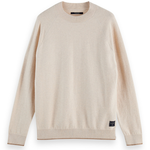 Classic High Neck Pullover