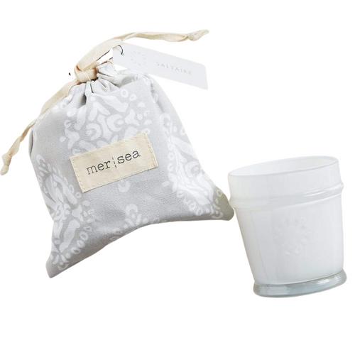 Saltaire Printed Sandbag Candle