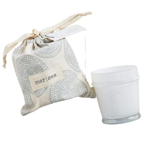 Sea Change Printed Sandbag Candle