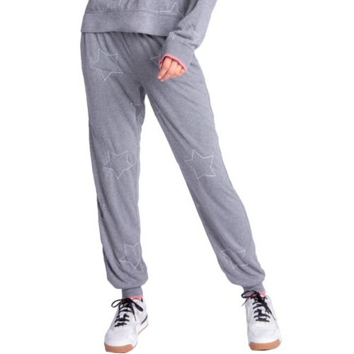STARSTRUCK BANDED JOGGERS