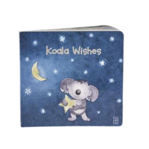 Koala Wishes Board Book