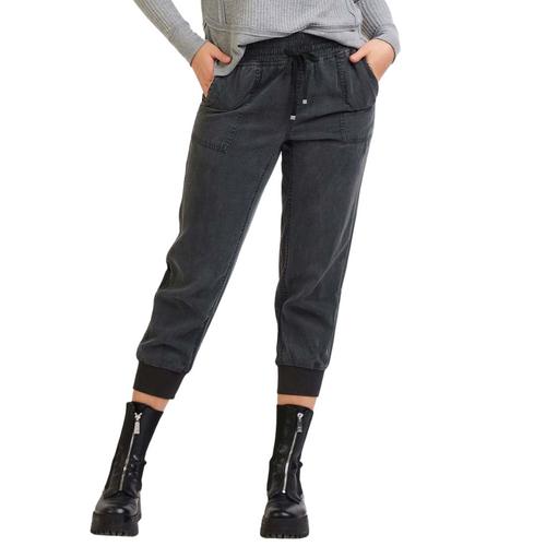 Slouchy Jogger Pant W/Elastic Cuff