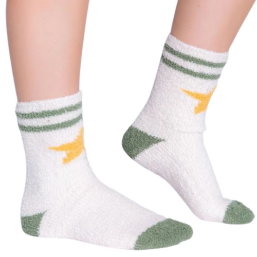 Fun Socks Stripes/Star