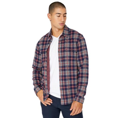Generation 4-Way Stretch Shirt Plaid