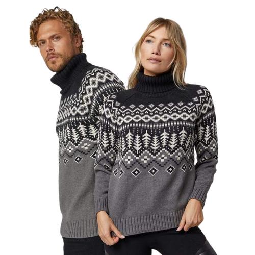 Logan Fair Isle Sweater