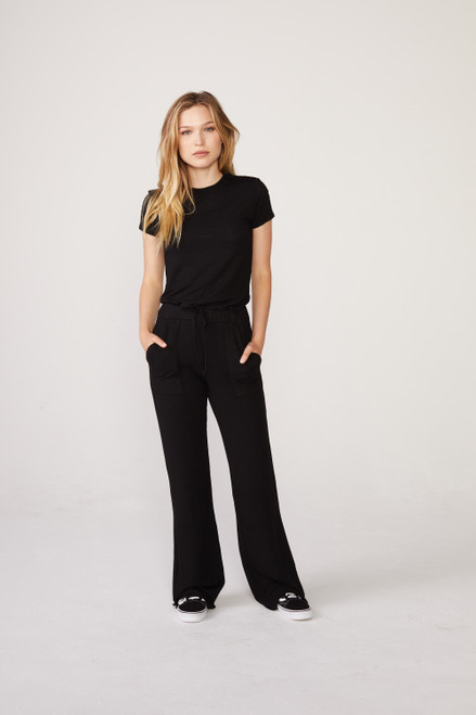 Supersoft Fitted Tee Jumpsuit