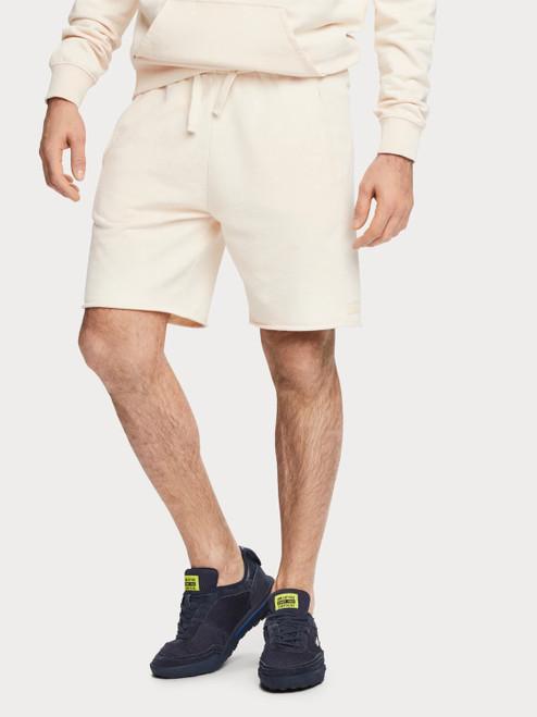 Ecru Sweat Shorts