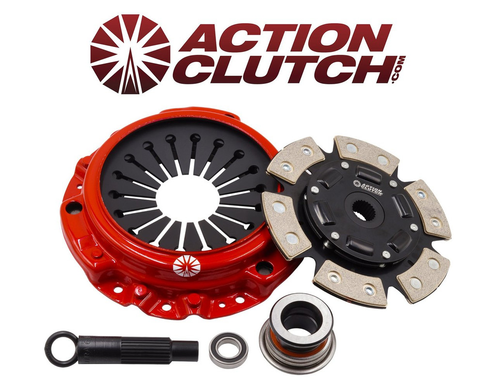 Stage 6 Nissan 350Z 2007-2008 3 5L with Heavy Duty Concentric Slave Bearing