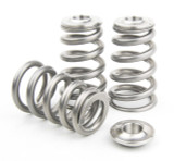 GSC SINGLE CONICAL VALVE SPRING AND TI RETAINER KIT - Evo X