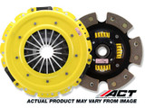 ACT XTREME 6 PUCK SPRUNG DISC CLUTCH KIT | 2004-2018 SUBARU STI (SB10-XTG6)
