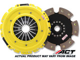 ACT XTREME 6 PUCK SOLID DISC CLUTCH KIT | 2004-2018 SUBARU STI (SB10-XTR6)
