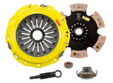 ACT HEAVY DUTY 6 PUCK SOLID DISC CLUTCH KIT | 2004-2018 SUBARU STI (SB10-HDR6)