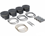 Mahle Forged Piston Set | 2015+ Ford Mustang Ecoboost / Focus RS (197755345)