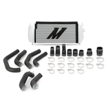 FORD F-150 2.7L ECOBOOST PERFORMANCE INTERCOOLER KIT, 2015-2017 ( SILVER INTERCOOLER, BLACK PIPES)