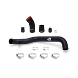 FORD FIESTA ST HOT-SIDE INTERCOOLER PIPE KIT, 2014+ (WRINKLE BLACK)