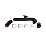 FORD MUSTANG ECOBOOST HOT-SIDE INTERCOOLER PIPE KIT, 2015+ (BLACK)