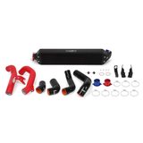 HONDA CIVIC 1.5T/SI PERFORMANCE INTERCOOLER KIT, 2016+ (BLACK INTERCOOLER/RED PIPES)