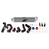 HONDA CIVIC 1.5T/SI PERFORMANCE INTERCOOLER KIT, 2016+ (SILVER INTERCOOLER/ BLACK PIPES)