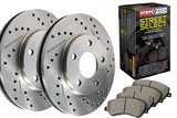 Stop Tech Slotted/Drilled- FRS/BRZ