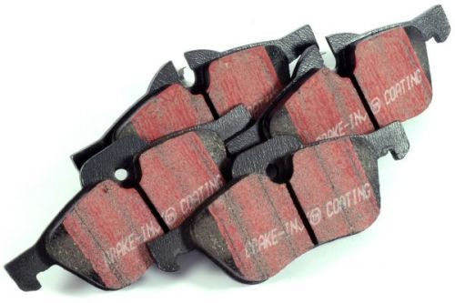 for Nissan S13 S14 240SX Front /& Rear Set EBC Redstuff Ceramic Brake Pads