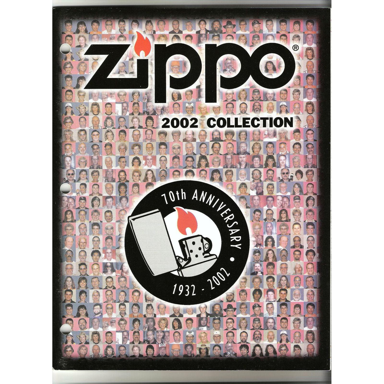 Zippo Lighter Catalogs