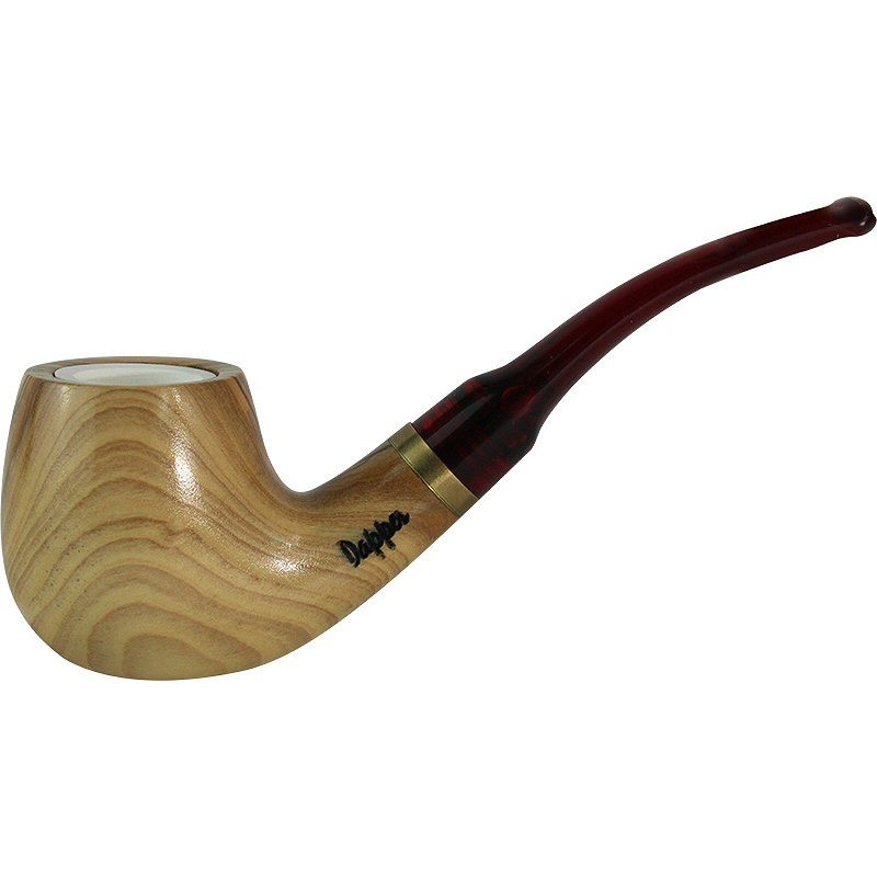 Olive Wood Pipes