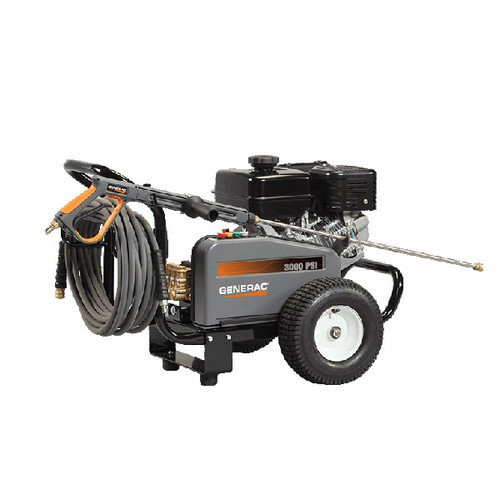 Generac Pressure Washers are Available at Nationwide Generators