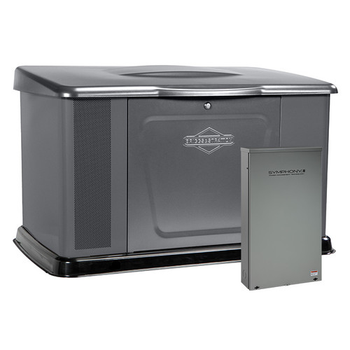 briggs and stratton standby generator prices