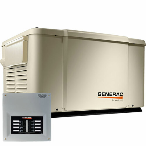 6kw To 12kw Standby Generators Are Perfect For Smaller Homes