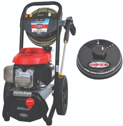 Residential Pressure Washers - Nationwide Generators