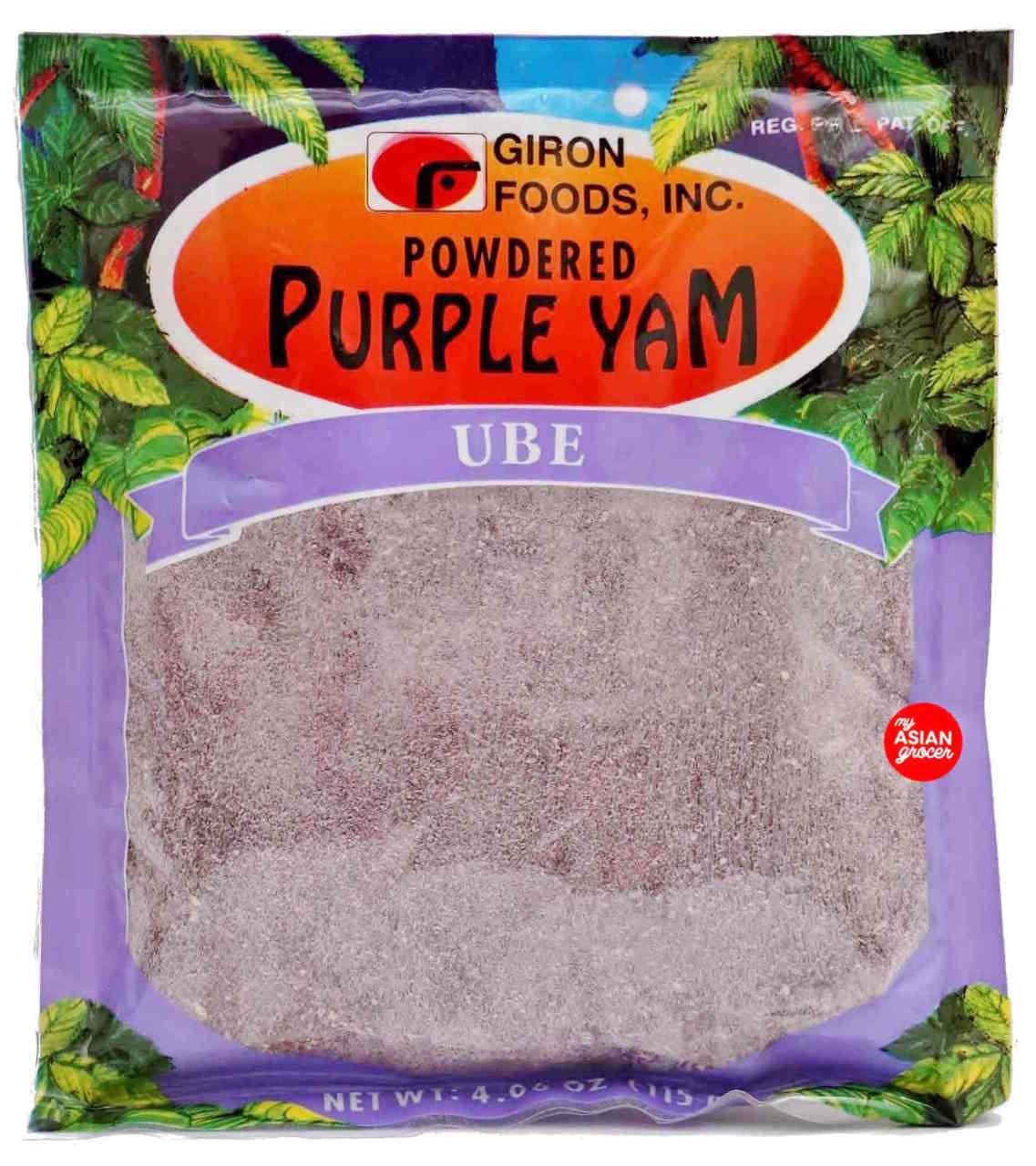 Giron Foods Powdered Purple Yam Ube 115g
