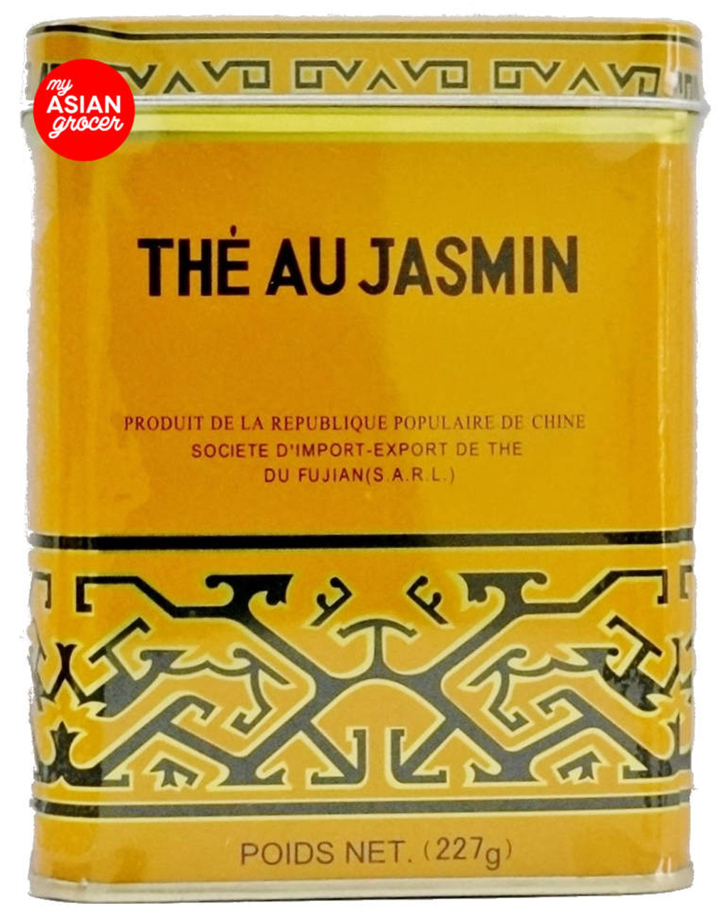Sprouting Jasmine Tea Tinned 227g