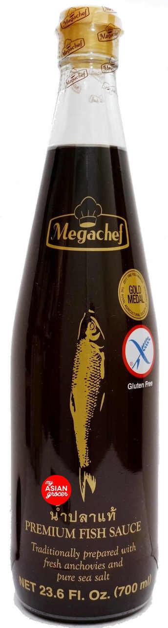 Megachef Premium Fish Sauce 700ml