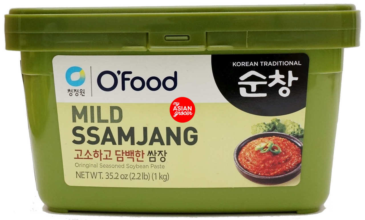 O'Food Mild Ssamjang 1kg
