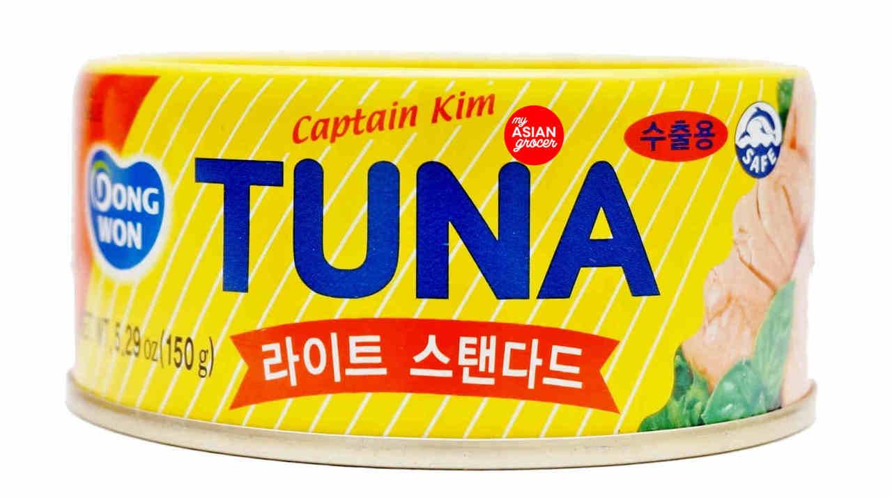 Dong Won Captain Kim Tuna 150g