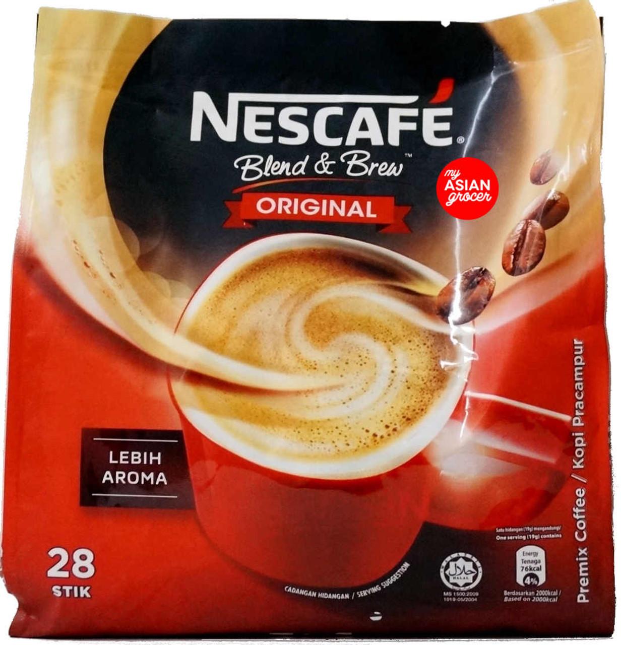 Nescafe Blend & Brew Original 19g x 28 Sticks