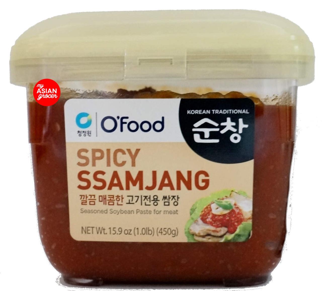 O'Food Spicy Ssamjang 450g