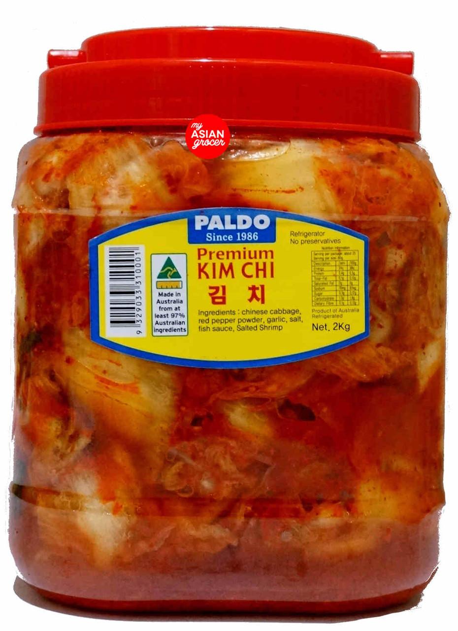 Paldo Premium Kimchi 2kg