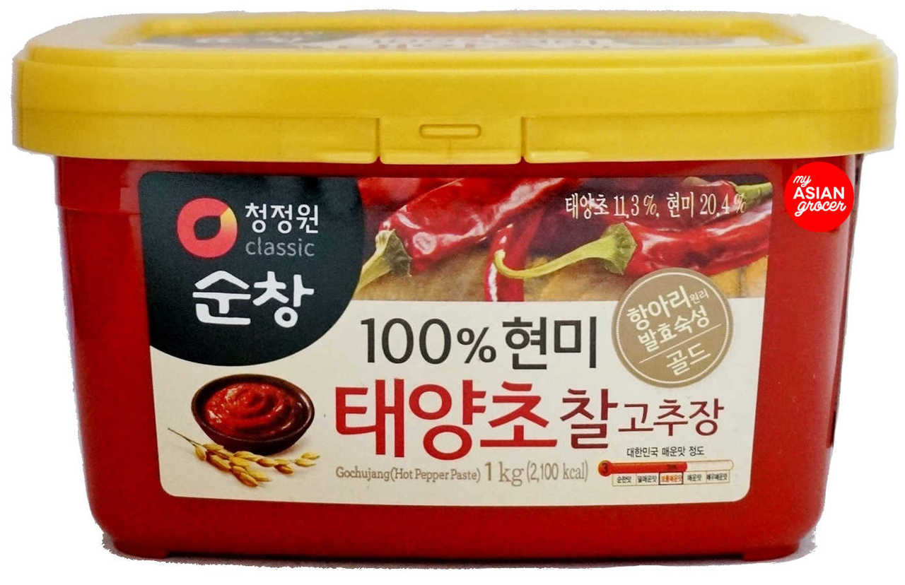 ChungJungOne Sunchang Gochujang 1kg