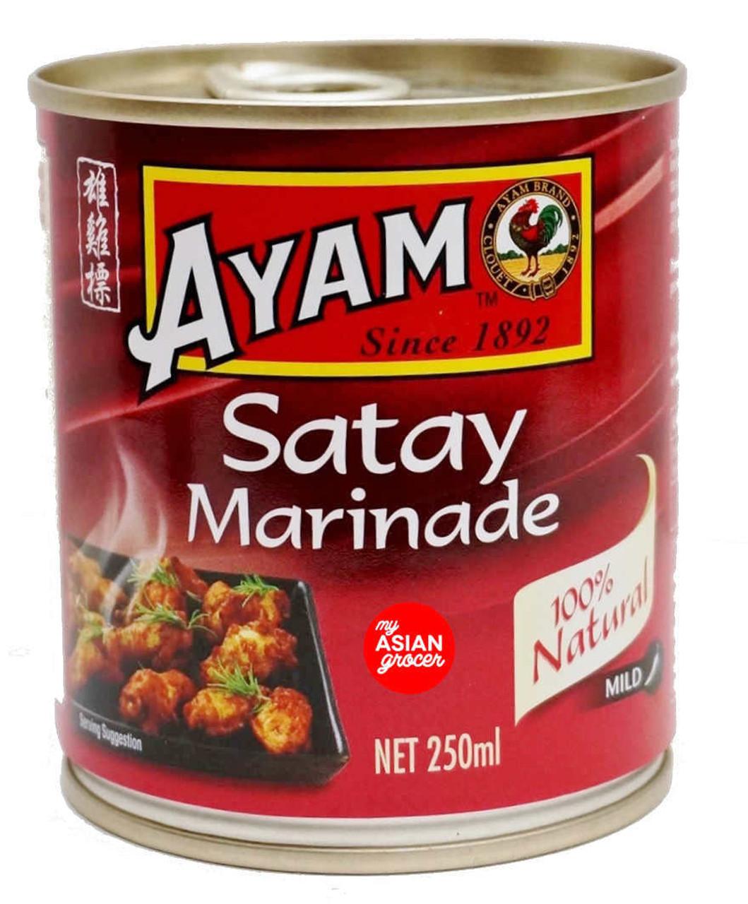 Ayam Satay Marinade 250ml
