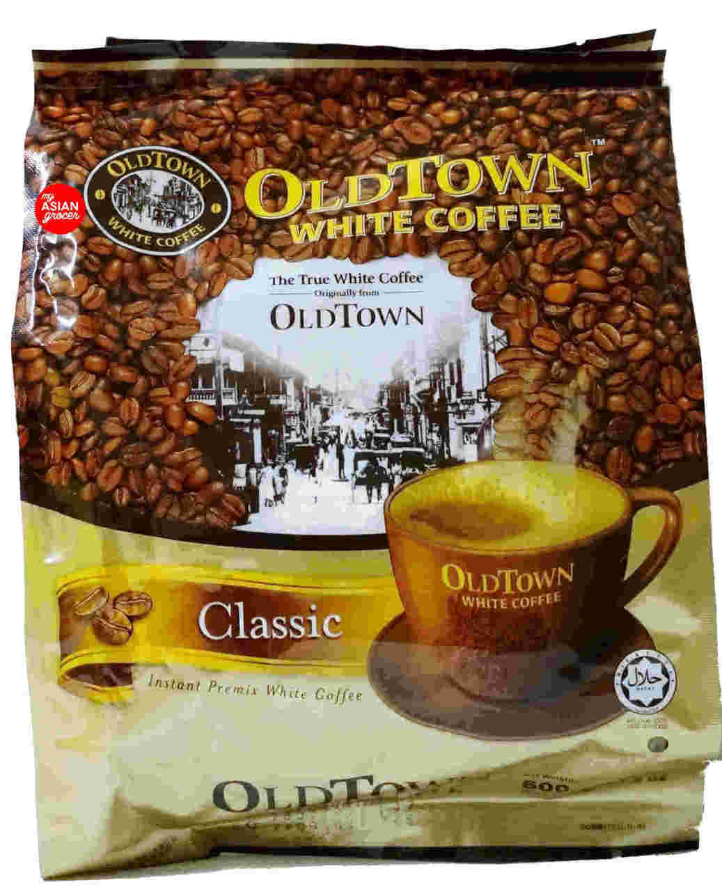 Old Town White Coffee Classic 38g x 15 Sticks