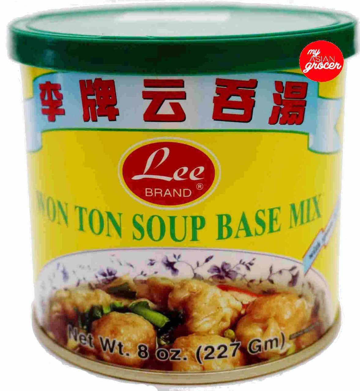 Lee Brand Wonton Soup Base Mix 227g