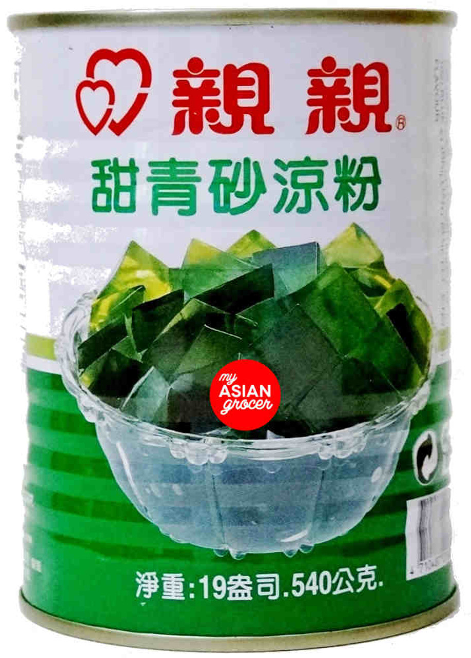 Chin Chin Green Ai-Yu Jelly 540g