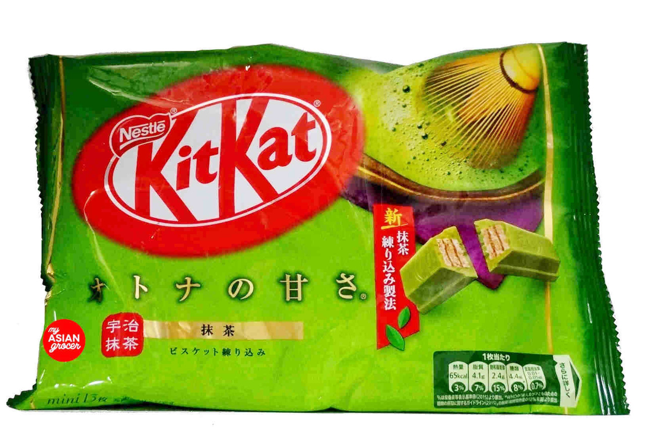 Nestle Kit Kat Green Tea 146.9g