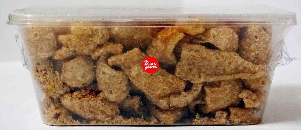 Penny's Chilli Pork Crackling 140g