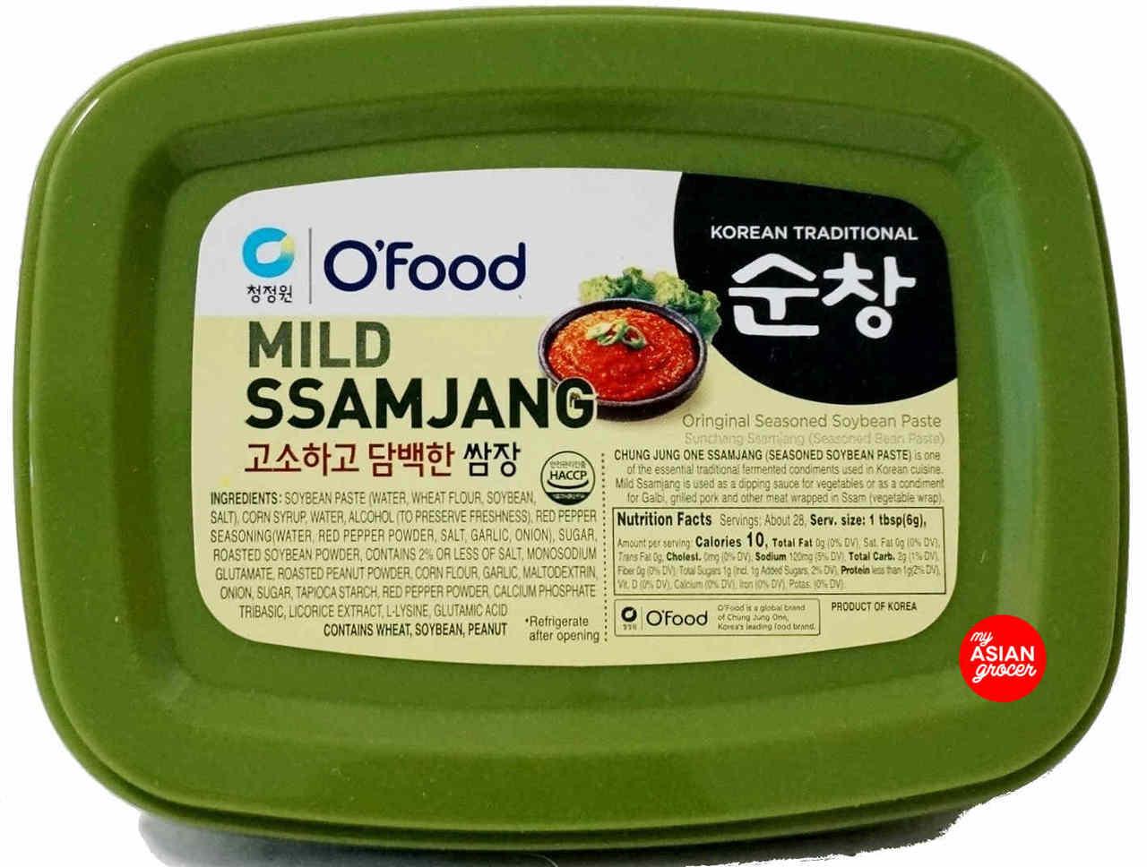 O'Food Mild Ssamjang 170g