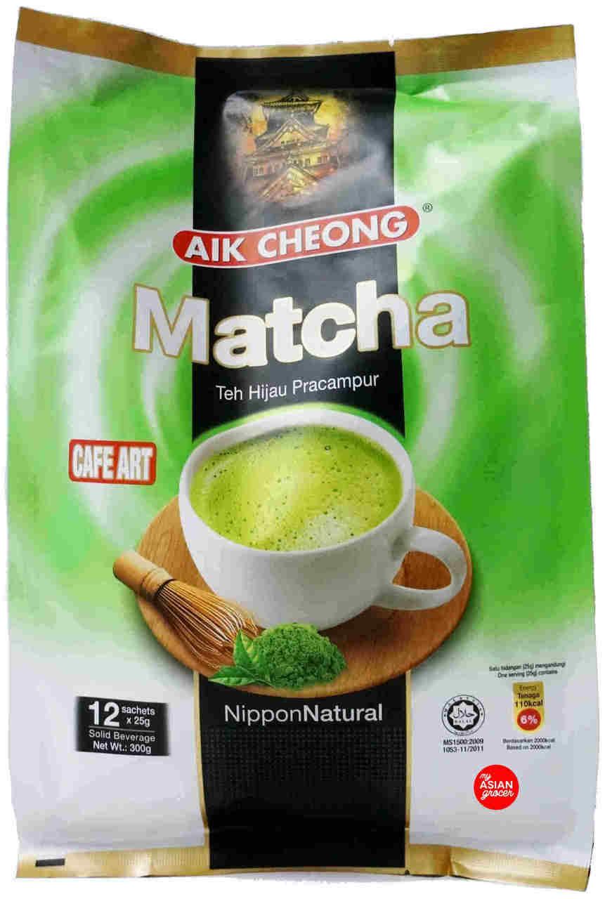Aik Cheong Matcha 25g x 12 Sachets