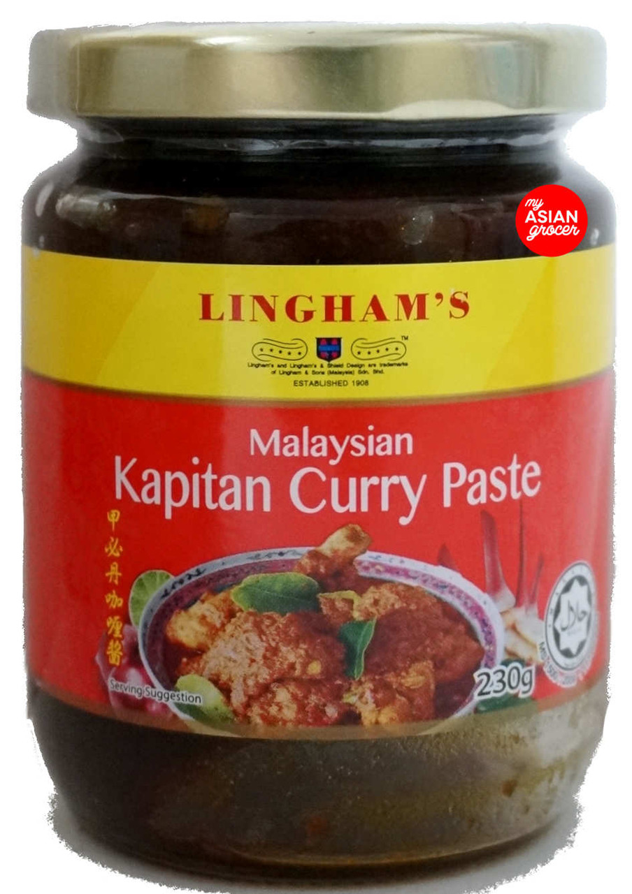 Lingham's Malaysian Kapitan Curry Paste 230g