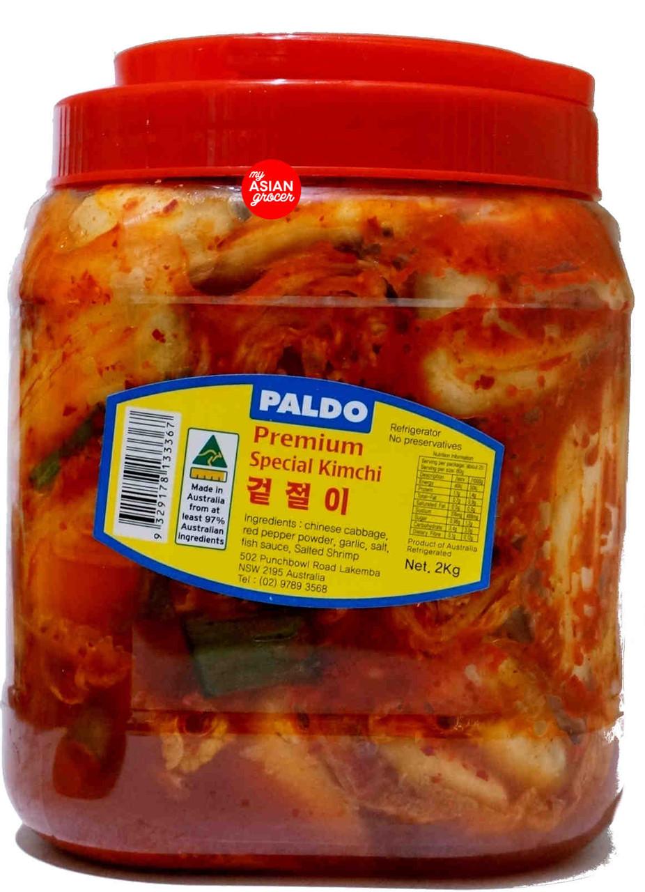 Paldo Premium Special Kimchi 2kg